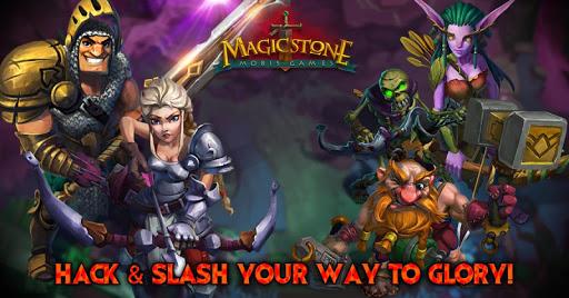 Magic Stone:Ale Knights