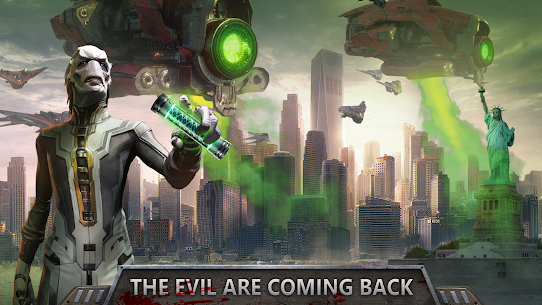 Avengers Wars: Heroes VS Zombies Mod Apk [Unlimited Money] 2