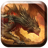 Red Dragon Live Wallpaper