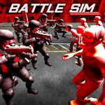 Battle Simulator: Counter Zombie Icon