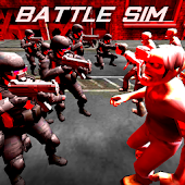 Battle Simulator: Counter Zombie