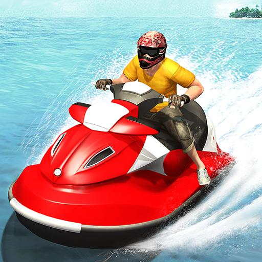 Jet Ski Freestyle Stunts: Water Racing Sports Android APK Download Free By Million Games