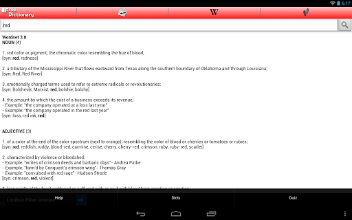 Free Dictionary Org screenshot 12