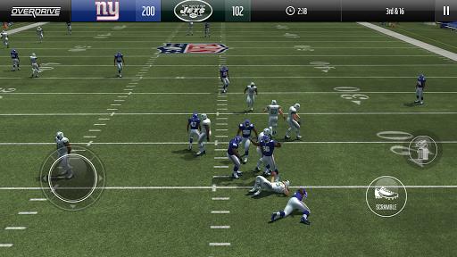 Madden NFL Overdrive Football  captures d'écran 6