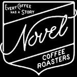 Logo for Novel Coffee Roasters