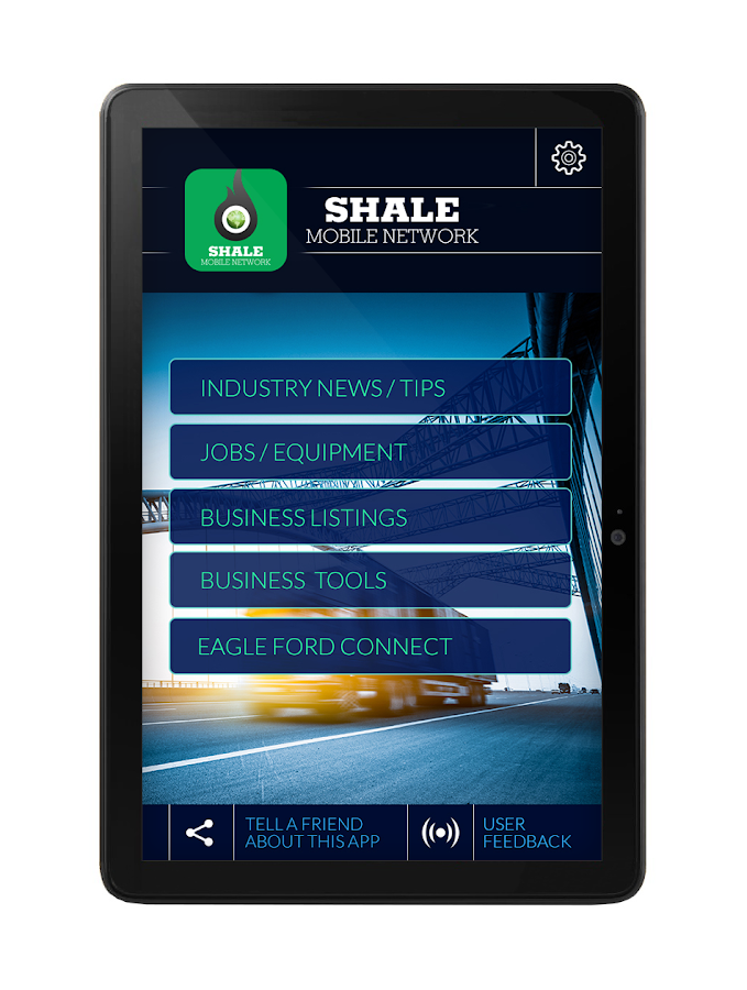 Shale Mobile Network- screenshot