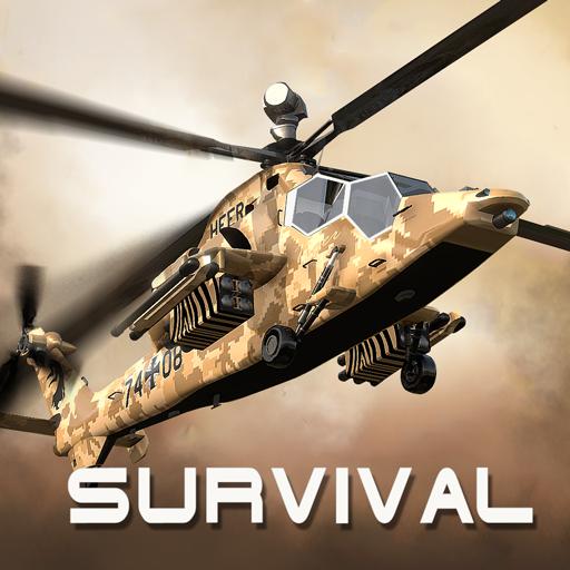 Gunship War:Total Battle APK Cracked Download