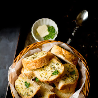 How To Make Homemade Garlic Bread.
