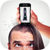Hair Trimmer Prank