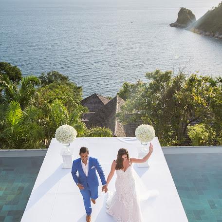 Wedding photographer Wasin Wisaratanon (WasinWisaratano). Photo of 28.12.2017