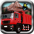 Truck Driver 3D icon