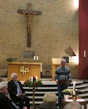Photo: De Kringviering van Woord en Gebed op zaterdagavond