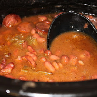 Crockpot Authentic Red Beans (Puerto Rican Style).