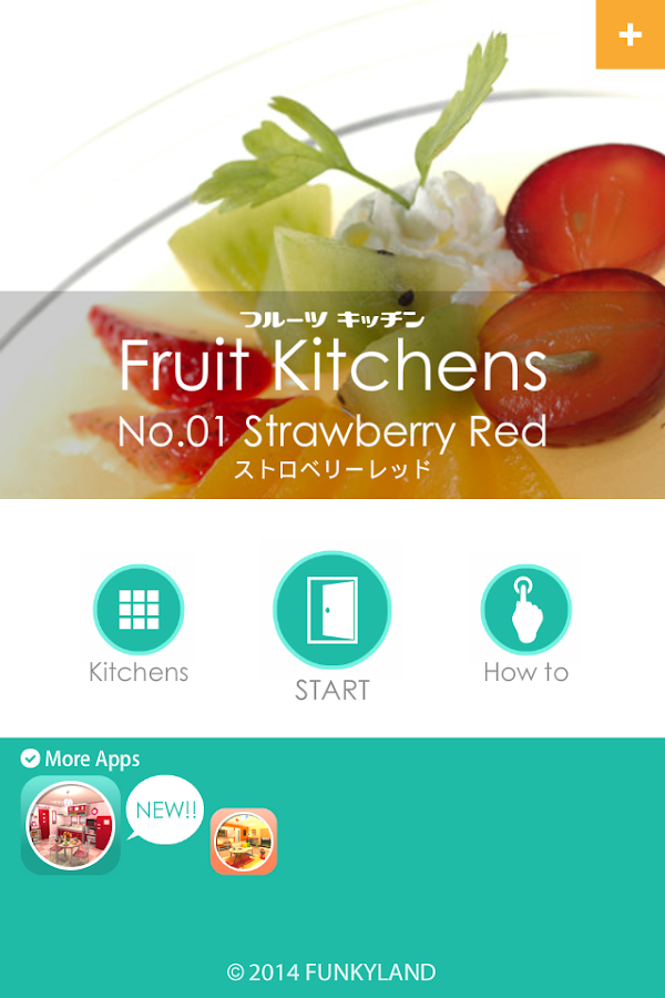Escape Fruit Kitchens- screenshot