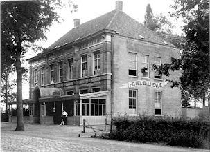 Photo: 1924 Hotel Bellevue , op de Liesboslaan
