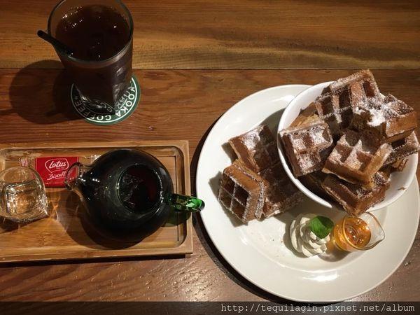 庫卡咖啡 KOOKA COFFEE,實踐大學旁的可愛咖啡廳,週末下午,吃個愜意的午茶吧!