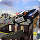 Police Robot Car Roof Stunts (game)