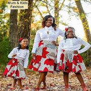 Mum & Kids Ankara Fashion