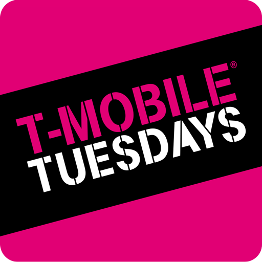 T-Mobile Tuesdays 生活 App LOGO-APP開箱王