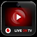 Vodafone Live On Tv icon