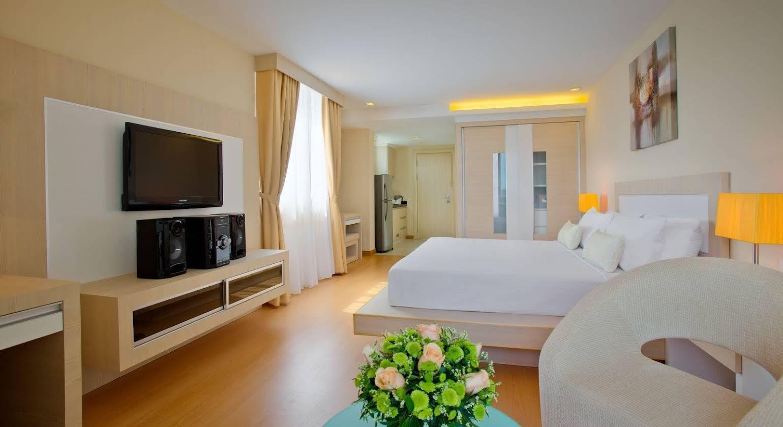 Jinhold Apartment Hotel