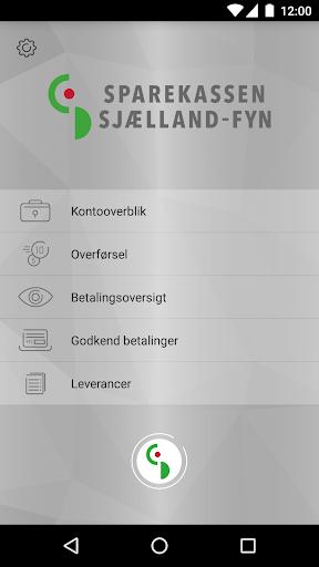 Mobilbank Erhverv screenshot 1