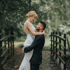 Wedding photographer Kamil Przybył (kamilprzybyl). Photo of 17.12.2017