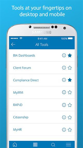 BarclaysNow - screenshot