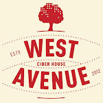 Logo for West Avenue Cider