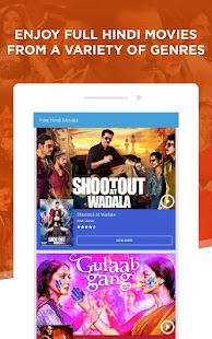Free Hindi Movies Online- screenshot thumbnail