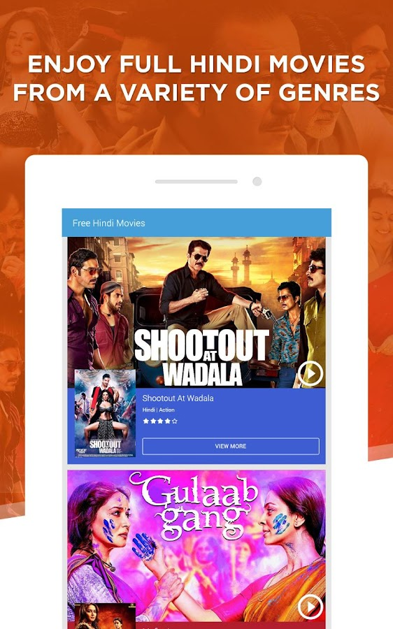 Free Hindi Movies Online- screenshot