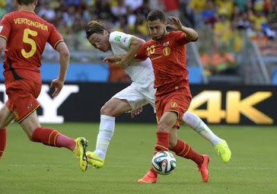 """Eden Hazard: """" On a eu du mal à trouver la profondeur """""""