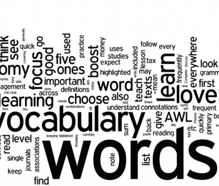Vocabulary for SAT GRE GMAT