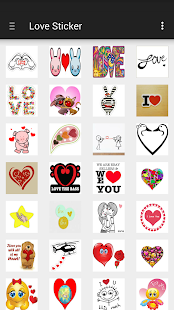 App Love Sticker APK for Windows Phone