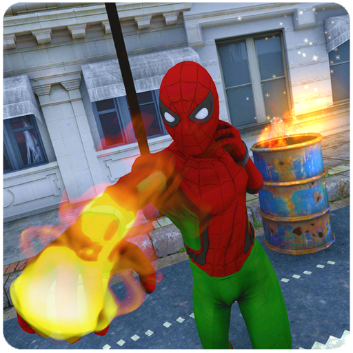 Spidey Street Fighting Assassin Master