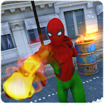 Spidey Street Fighting Assassin Master