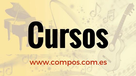 2 CURSOS DE MÚSICA