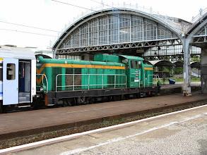 Photo: Wrocław Główny: SM42-785 odstawia skład 1607