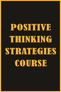 Positive Thinking Course - náhled