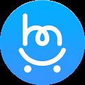 中古車・バイクのフリマアプリ ハロマ icon