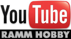 RAMM HOBBY ON YOUTUBE