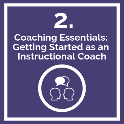Logo Coaching Essentials Getting Started