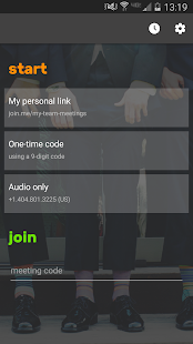 join.me- screenshot thumbnail