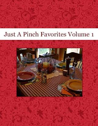 Just A Pinch Favorites Volume 1