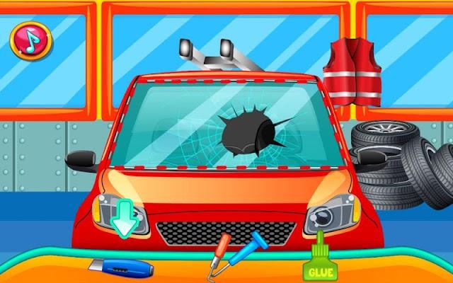 Car Wash Spa - screenshot