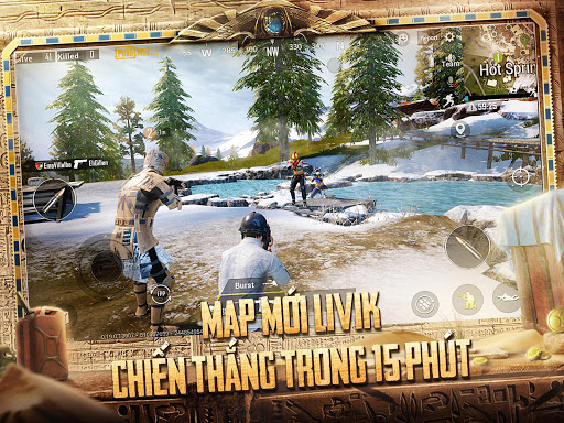 PUBG MOBILE VN - MAP Mu1edaI LIVIK 0.19.0 Screenshots 9
