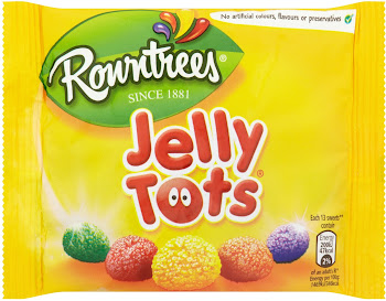 Rowntrees Jelly Tots - 42g