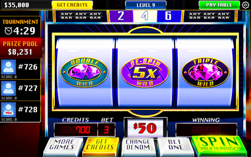 Real Casino Vegas:777 Classic Slots & Casino Games apkpoly screenshots 10