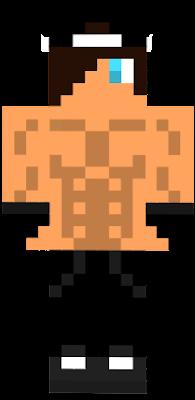 Hot Boy Nova Skin - Hot skins fur minecraft