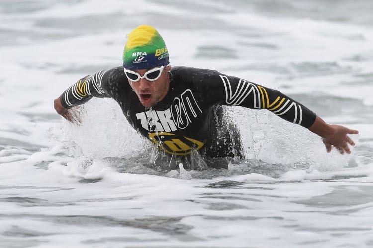 Belg tweede op World Triathlon Series in Yokohama
